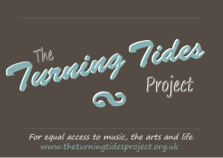 The Turning Tides Project